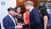 Prince Harry has asked Michael Healy-Rae to send a paddy cap just like his to Buckingham Palace