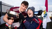Shane Walsh fires Galway to Connacht League glory