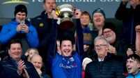 Longford lift O'Byrne Cup for first time in 20 years