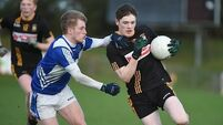 Rathmore beat Coláiste Choilm to make first Corn Uí Mhuirí semi-final