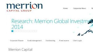 Cantor clinches Merrion deal