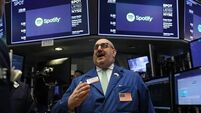 $23bn Spotify debut lifts some of tech gloom