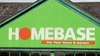 Homebase names Irish stores in closure plan