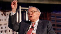 Buffett's Berkshire profits soar 67%