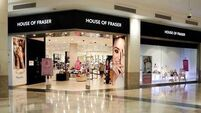 Concerns among 200 staff despite House of Fraser buy