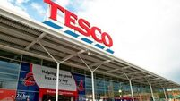 Tesco's Irish recovery boosted by 3% sales rise