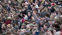 PP shares avoid Cheltenham hurdle