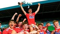 Four U20 champions in completely changed Cork team to face Tipperary