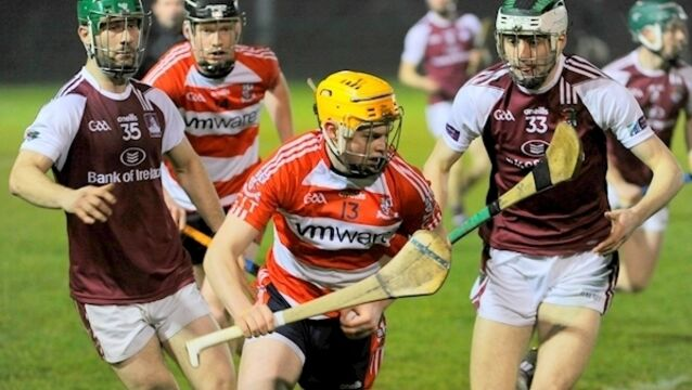 NUIG's first-half blitz too much for 14-man CIT