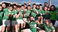 Casey goal helps snap Aghabullogue's 28-year title drought