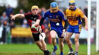 Ballygunner on fire as Sixmilebridge reflect on 'wake-up call' for Clare hurling