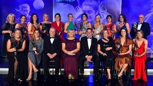 Siobhán McGrath's player of year honour
