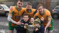 Seven on the spin as mighty Corofin win at second attempt