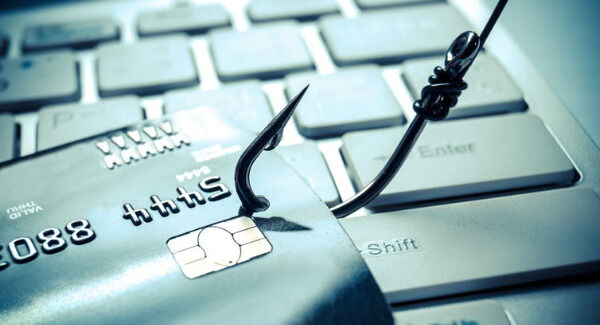 Phishing involves scammers trying to extract valuable personal data from victims, usually via email.  www.shutterstock.com