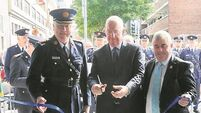 Charlie Flanagan hails new Garda HQ in Dublin
