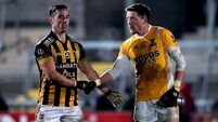 'You feel for him': McEntee praised for overseeing defeat of his native Crossmaglen