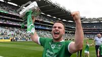 Having achieved 'the wild dreams of a youngster from Kilfinane', Richie McCarthy retires from Limerick duty