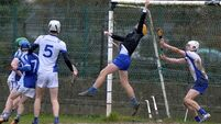 14-man Flannan's dig deep to secure spot in Harty Cup last eight