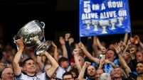 Stephen Cluxton: 'I broke three bones in my back, had a punctured lung, and cartilage damage in my shoulder'