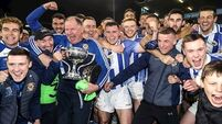 'It's been an incredible journey for all of us': Basquel brothers lead the way as Ballyboden claim Dublin glory