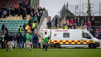 St Mullins selector recovering in hospital after Carlow champions shock Cuala