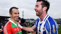 Dessie Dolan retires after loss to Ballyboden in Leinster semi