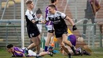 Kilcoo do more with less against wasteful Derrygonnelly
