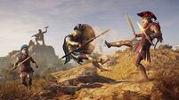 Game Tech: Assassin's Creed goes all Greek