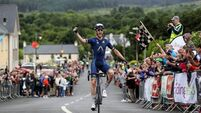 Dunne stuns favourites to claim national title