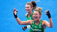 Ireland qualify for hockey World Cup quarter-finals for first time