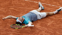 World number 72 sends Novak Djokovic out of French Open