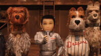 He's the leader of the pack: Wes Anderson's Isle of Dogs looks to be a contender for award season