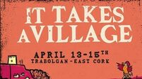 Acts look forward to taking on Cork's new innovative music festival, It Takes A Village