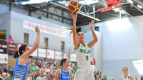 Two tough defeats for Ireland senior women's and men's teams at European Championships