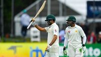 No miracle in Malahide as Pakistan beaten Ireland in their inaugural Test match