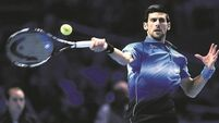 Novak Djokovic sees off Kei Nishikori, Maria Sharapova reaches last 16 in Madrid