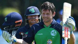 Ed Joyce retires from cricket after playing in Ireland's first-ever Test