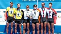 More gold for O'Donovans at World Cup in Lucerne