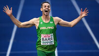 Irish athletics on the right track after satisfactory European Championships