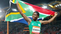 Caster Semenya facing daily pills or more miles as IAAF reinstates hormone limit