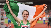 Barr and Mageean's perfect second-off for Berlin