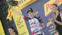 Dan Martin: 'It's a great feeling to actually get a win again - I have had so many second places'