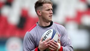 Grand Slam winners included in Ulster squad to face Munster; Craig Gilroy starts on wing