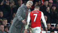 Alexis Sanchex pays tribute to 'football master' Arsene Wenger
