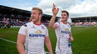 Ulster rugby expected to announce Paddy Jackson and Stuart Olding's departure