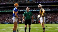 Horgan facing Reid and Callanan to be named Hurler of the Year