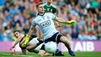Cluxton, McCaffrey and O'Callaghan vie for Footballer of the Year