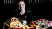 Katie Taylor moves up a weight in bid to become two-weight world champion