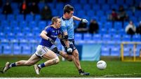 Losing start for Dublin against Longford