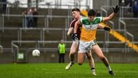 Allen key to Offaly's progression to O'Byrne Cup final